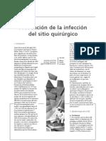 Modulo 6-Prevencion de Infeccion en El Sitio Quirurgico