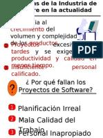 problemas de la industria de software en la