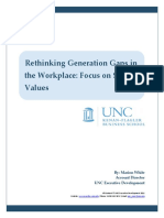 Rethinking Generation Gaps in the Workplace
