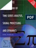 Hardware - Handbook of Time Series Analysis, Signal Processing, And Dynamics