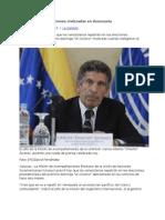 08-04-13 Unasur Espera Elecciones Civilizadas en Venezuela