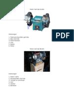 Gambar Dan Keterangan Klasifikasi Mesin Gerinda