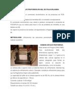PRÁCTICA ELECTROFORESIS EN GEL DE POLIACRILAMIDA