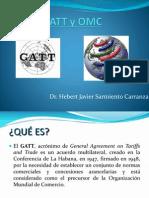 Derecho Comercial Internacional - Gatt y Omc
