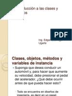 2.- LPII - Introducción a clases y objetos