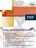Introduction to Decision Support System