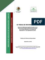 50 Temas de Reforma Laboral