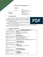 DISEÑO CURRICULAR DIVERSIFICADO DE C.T.A.-1º-2013