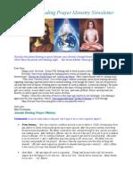 Newsletter April 2013