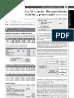 Las Existencias Reconocimiento y Medicion P_final 2011 Peru