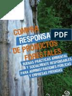 Guía Forestal compra responsable - Prácticas ambientales socialmente responsables