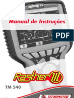 Manual de Instrucoes RASTHER IIIr