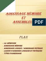 Adressage mémoire1