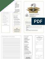 4-7-13 Bulletin Cover