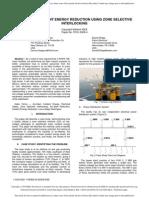Arc Flash Incident Energy Reduction Using Zone Selective Interlocking.pdf