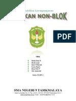 29894297 Makalah Gerakan Non Blok GNB
