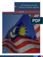 2013 Malaysia General Election