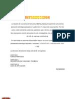 CONSULTORÍA E INMOBILIARIA