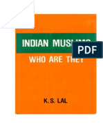 Indian Muslims Who Are They