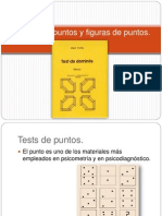 Los Tests de Puntos y Figuras de Puntos