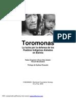Toromonas. La lucha por la defensa de los pueblos indígenas aislados en Bolivia