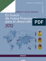 Estudio Eco y Soc Mundial 2012