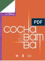 Situacion Actual de Cochabamba (2007)