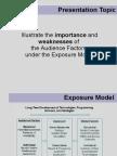 T4 - Exposure Model