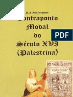 82541917 Koellreutter Contraponto Modal Do Seculo XVI Palestrina