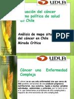 Situación del cáncer en Chile I