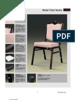 FEI Avantgarde Banquet Furniture 2013
