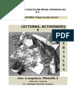 Materiaes Para Filosofia I 2012