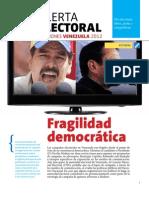 Alerta Electoral 13