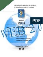 Informe Web 2.0