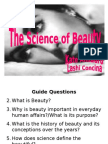 Science of Beauty