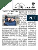 March 2013 Dragon Times