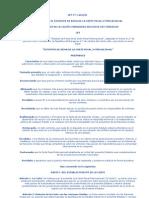 Ley 1663 Del 01 Que Aprueba El Estatuto de Roma de La Corte Penal Internacional