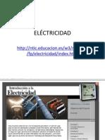 INTRODUCCION A LA ELÉCTRICIDAD