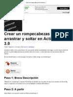 Crear Un Rompecabezas de Arrastrar y Soltar en ActionScript 3.0 _ Activetuts +