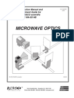 Pasco Microwave Optics WA-9314B