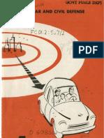 Civil Defense & Your Car (1955)