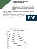 El Tranistor Bipolar Capítulo V Polarización.pptx