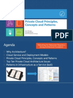 AAP304 Private Cloud Principles, Concepts, And Patterns