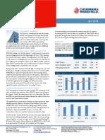 Washington AMERICAS MarketBeat Office 2page Q12013