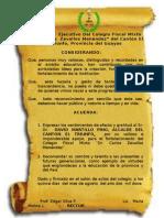 Diplomas de Recon