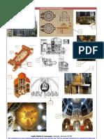 Capilla Palatina de Carlo Magno en Aix-La-Chapelle