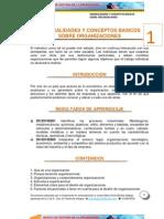 1-Generalidades y Conceptos Basicos Sobre Organizaciones