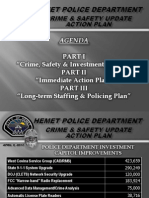 2013 Crime and Safety Update and Action Plan