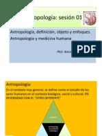 Clase 01 Antropologia