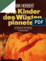 (ebook german) Herbert, Frank - Der Wüstenplanet - Band 3 - Die Kinder des Wüstenplaneten [novel]